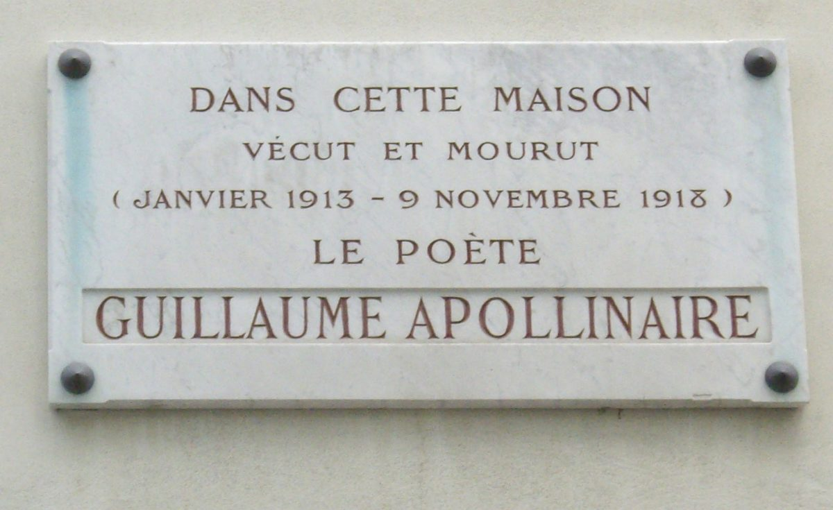 plaque-guillaume-apollinaire-202-boulevard-saint-germain-paris-7